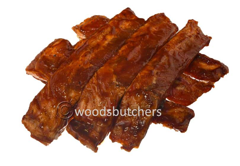 BBQ Woods Butchers Ribs