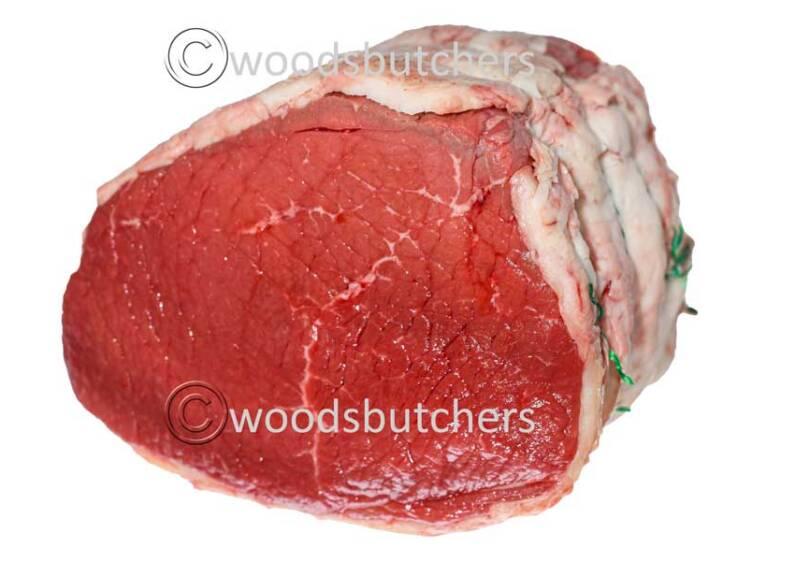 Woods Topside Beef